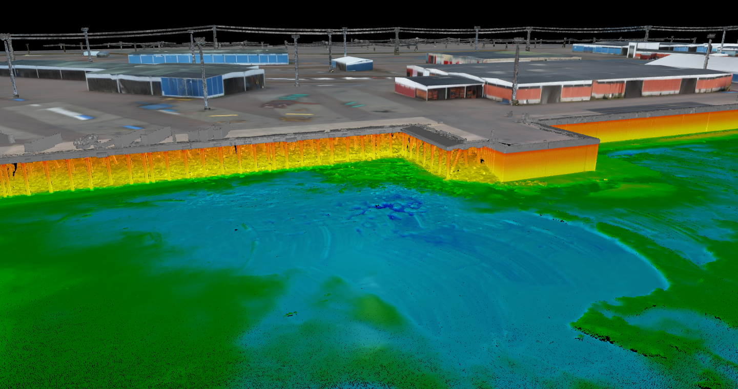 How to Utilize Hydrographic 3D Survey Data
