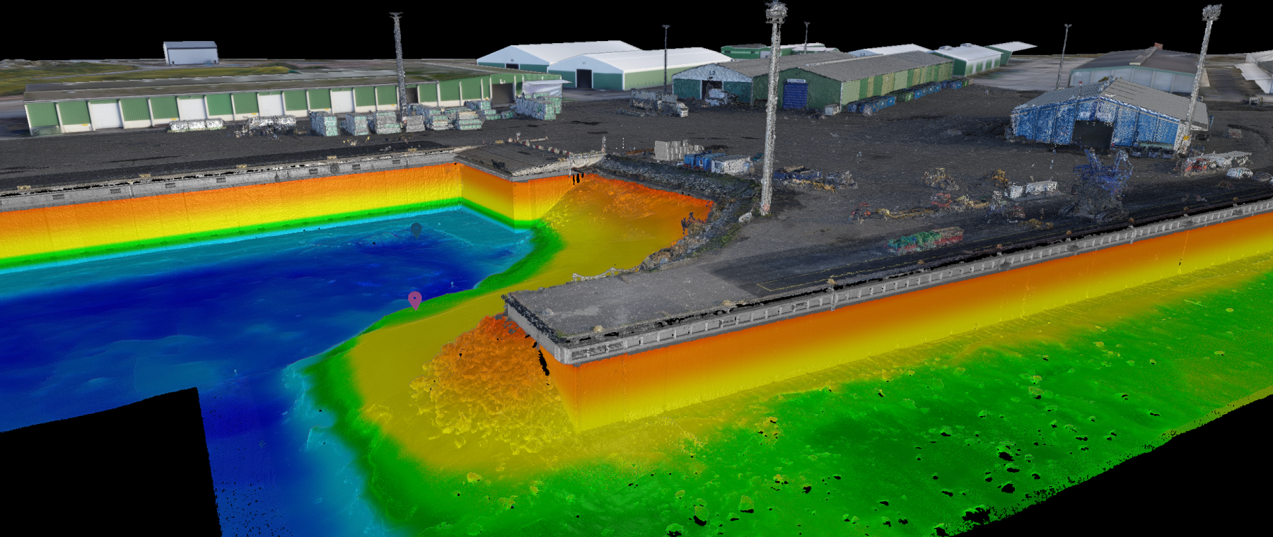 How to Utilize Bathymetric Data in Port Operations?