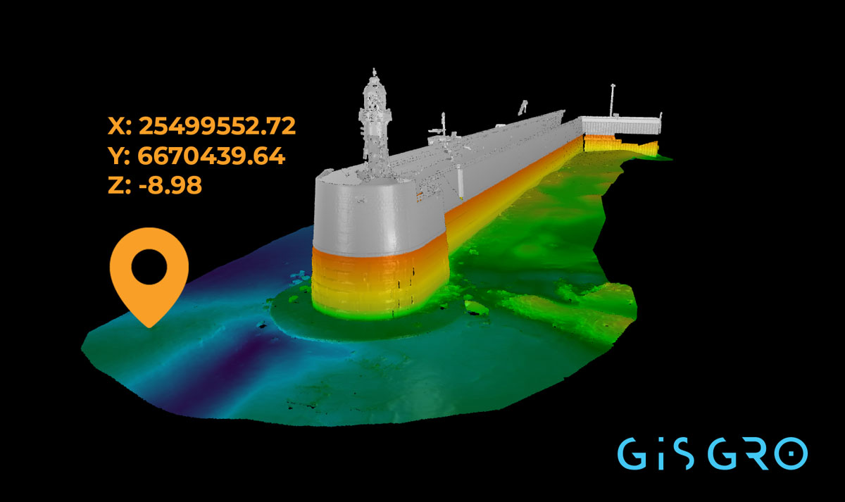 Georeferenced 3D Data as a Starting Point of Asset Management