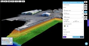 Uploading and visualizing data in gisgro