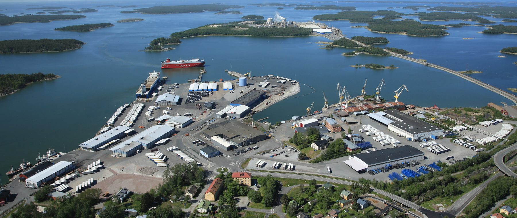 Case Port of Uusikaupunki: Digitalization Supports the Port's Quality Management and Efficient Operations