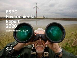 ESPO report cover page