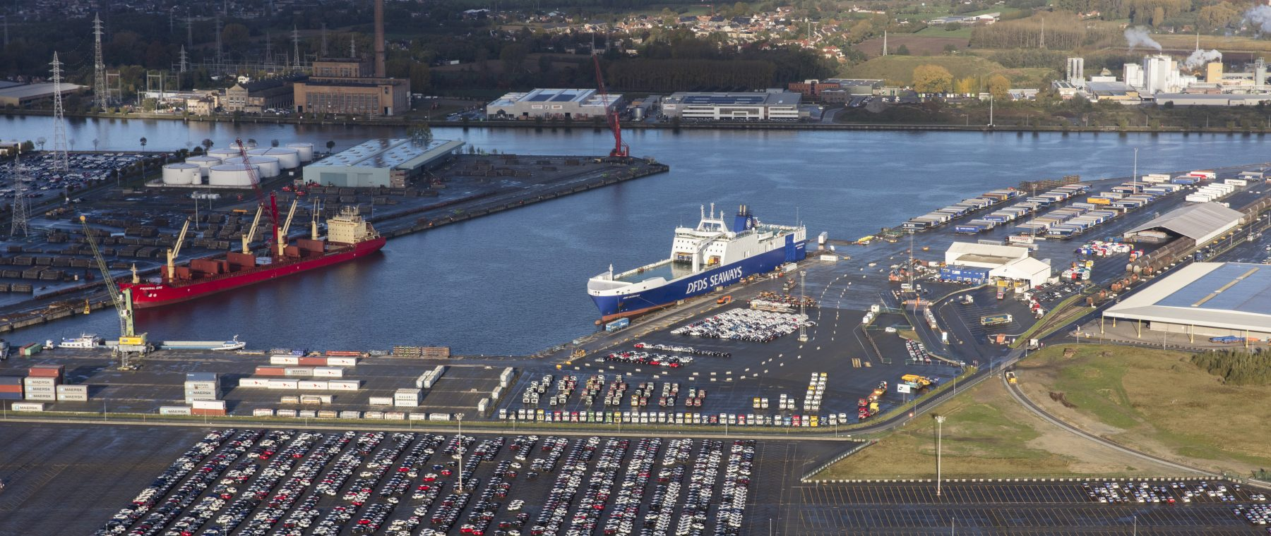 Case North Sea Port: Improving Collaboration in Port Asset Management with a Smart Online Platform GISGRO