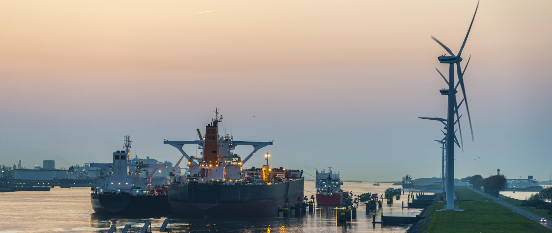 Maritime Industry on a Quest for More Sustainable Future