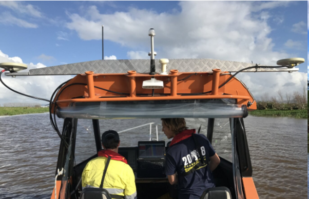 Case Discovery Marine Ltd: Making Hydrographic Data Utilization Easy for the Clients